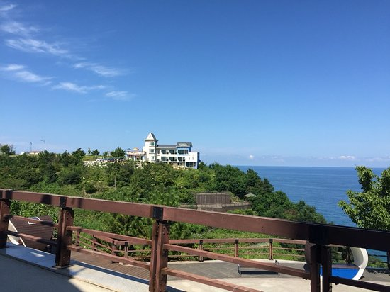 Mukho Lighthouse Park Foto