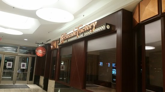 Short Hills, NJ: Entrance from the Mall