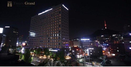 review of tmark grand hotel myeongdong seoul south korea rh tripadvisor co za