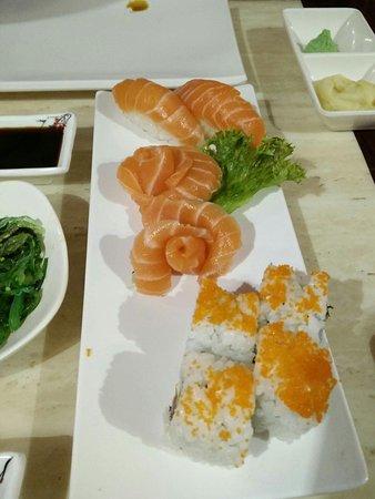 Shokuyoku Japanese Sushi & Grill: Sashimi Rose