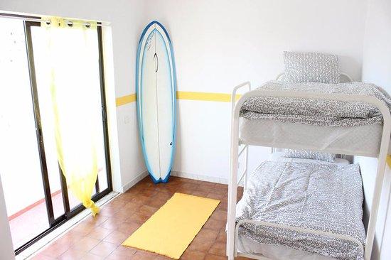 Rich & Poor Hostel: Terrace dormitory