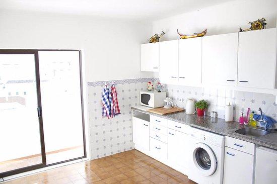Rich & Poor Hostel: Our wonderful kitchen