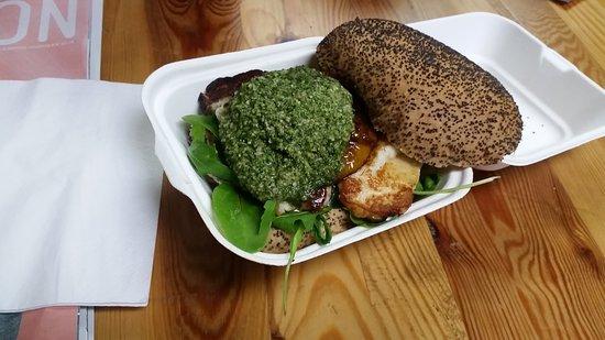The Food Bar: Great value salad
