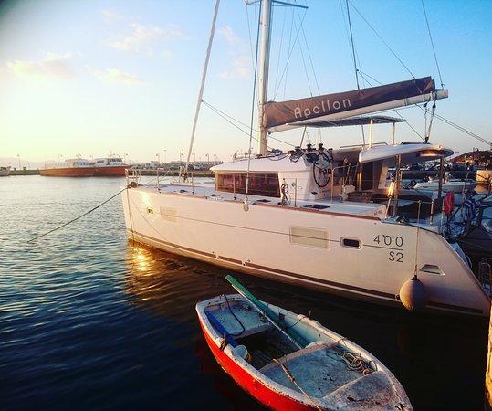 Naxos Catamaran S/Y Apollon