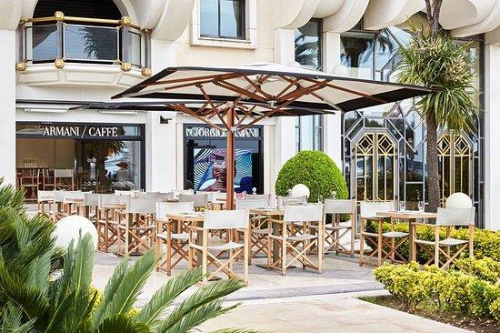 armani caffa¨ cannes restaurant bewertungen telefonnummer