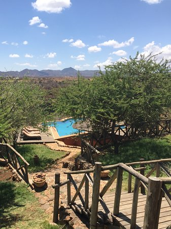 Escarpment Luxury Lodge Photo