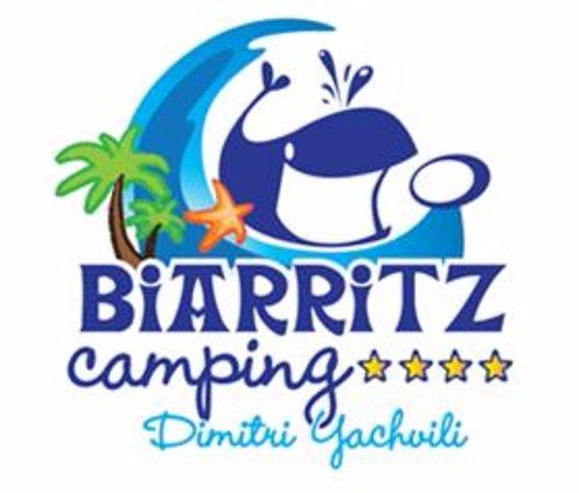 Biarritz Camping: LOGO