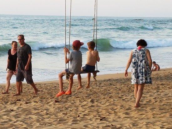 Srichada Hotel Khaolak: The beach near the hotel approx 10 min walkingdistance.