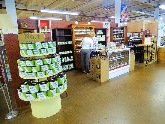 Weldon, Carolina del Nord: peanuts/jams