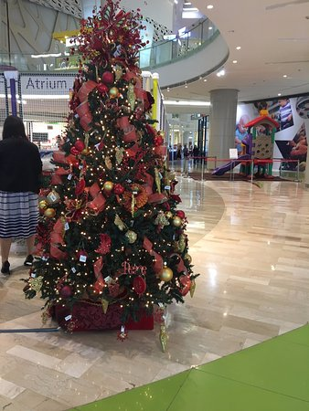 lotte shopping avenue oh christmas tree