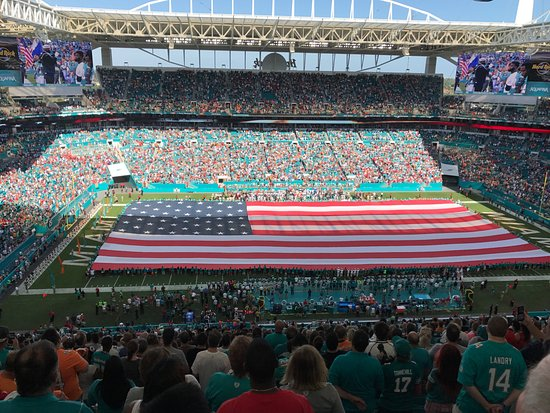 Hard Rock Stadium Picture Of Sun Life Stadium Miami