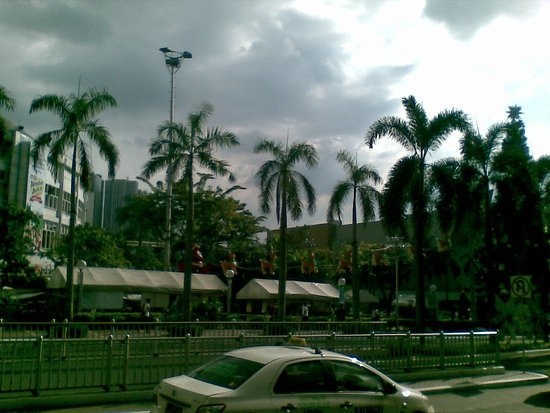 Smart Araneta Coliseum: Araneta Center