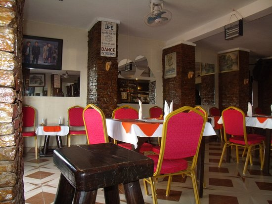 Best Restaurant In Uganda Picture Of Cafe Pierre Kampala