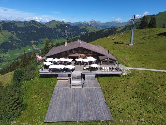 Bergrestaurant Wasserngrat: Sommer auf dem Wasserngrat