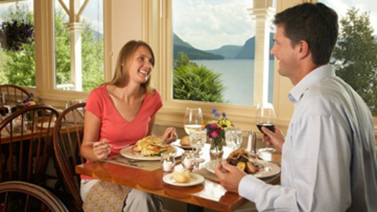 Westmore, VT : Lakeside Dining
