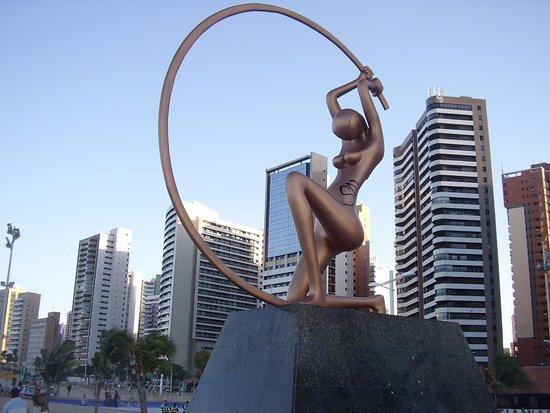 Iracema Statue