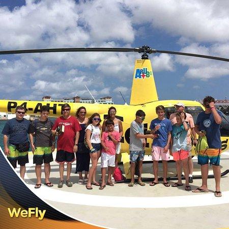 Heli Tours Aruba