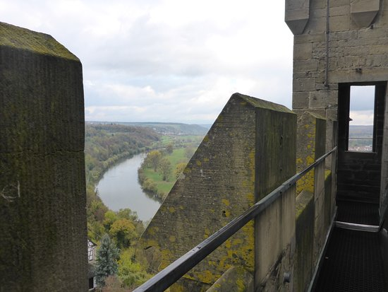 Bad Wimpfen, Germany: Or the view to the river