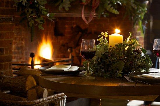 Brook, UK: Christmas at The Bell Inn
