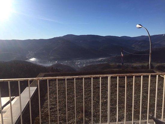 Hotel Restaurant Panorama : Une vue magnifique et des services juste au top