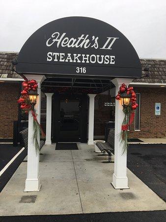 Dunn, NC: Heath's II Steakhouse