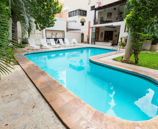 Casa del balam hotel desde 1 306 m rida yucat n for Hoteles en merida con piscina