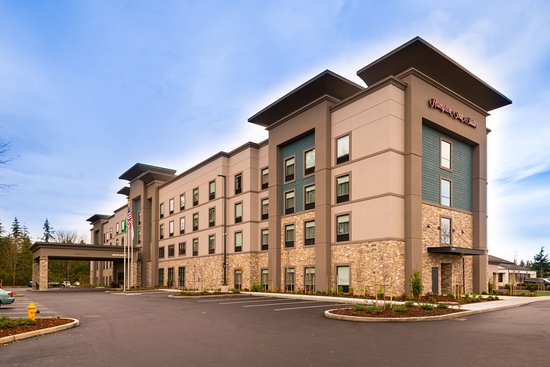 Hampton Inn & Suites Olympia Lacey