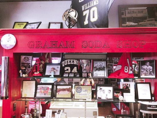 Graham, Kuzey Carolina: A glimpse of our classic memoribilia