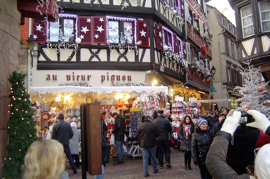 March de noel colmar picture of vvf villages orbey orbey tripadvisor - Date marche de noel colmar ...