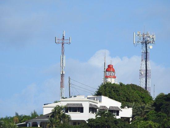 Cape Moule a Chique: Lighthouse