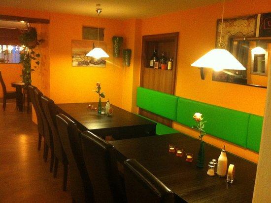 Perlesreut, Tyskland: Ristorante-Pizzeria La Fiamma