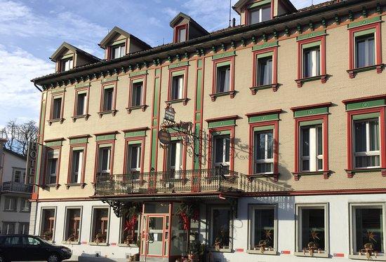 Restaurant Landhaus Santis: Hotel Restaurant Landhaus Herisau