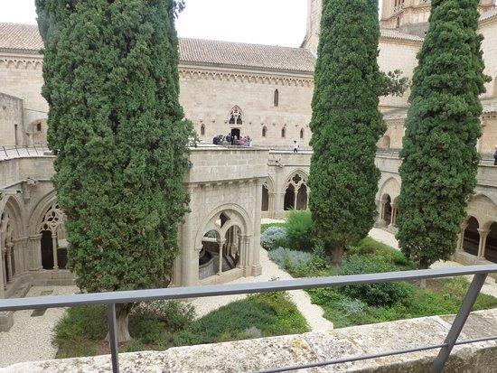 Vallbona De Les Monges, Spagna: Interior grounds