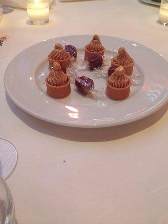 Fairmont Monte Carlo: Mignardises