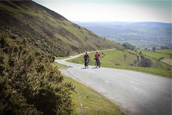 E-Bike Hire North Wales