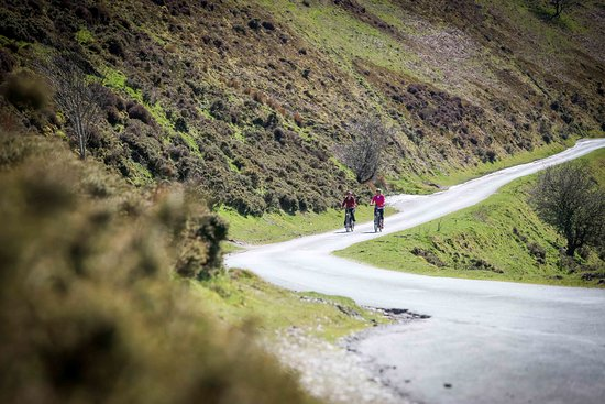 Mold, UK: Moel Famau Ride From Ruthin