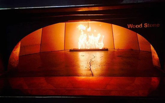 Limavady, UK: Wildfire oven