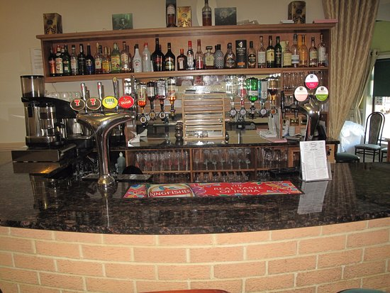 Bridge of Weir, UK: Bar