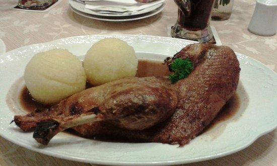 Lichtenfels, Deutschland: L'anatra