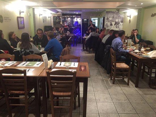 Steki Brighton: Greek Rebet night