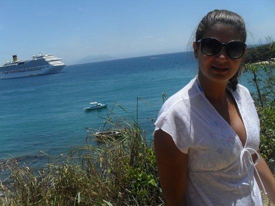 Forno Beach (Forninho) : Vista da praia