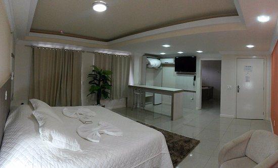 Joacaba, SC: Suite Master