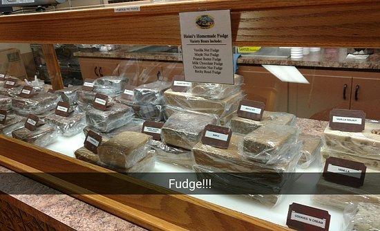 Millersburg, OH: FUDGE!!!