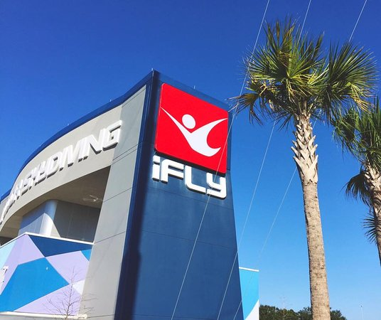 iFLY Indoor Skydiving - Tampa