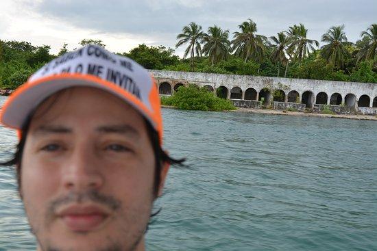 Isla palma rumbo a Bahía de Cholón