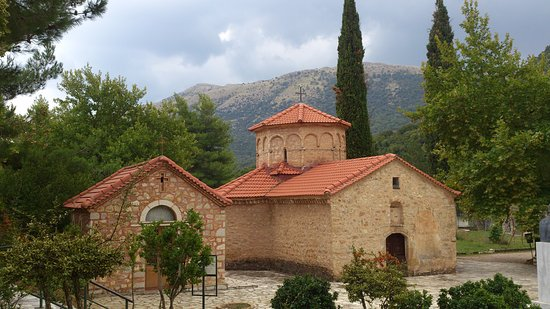 Agia Lavra Monastery