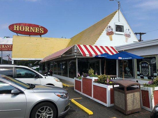 Port Royal, VA: Hornes