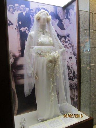 Gray Line Tours Of Hong Kong Portuguese Wedding Dress At Museum