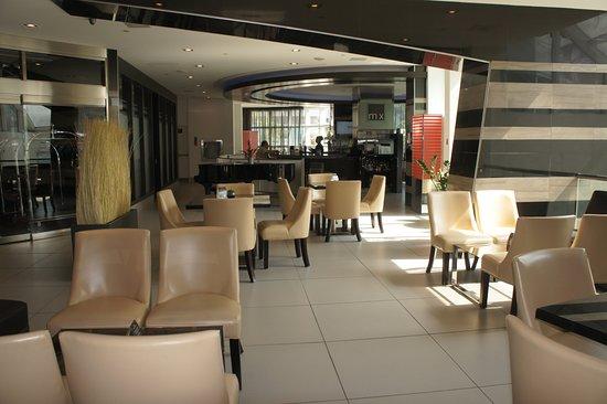 Hyatt Regency Toronto: Lounge area