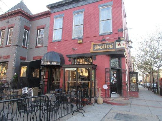 U street washington d c dc recenze tripadvisor for Food and bar jine forbach